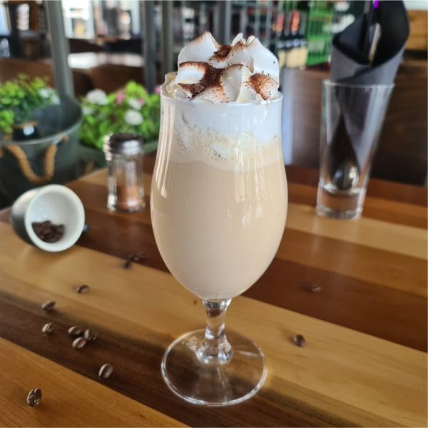Summer coffee irish cream
